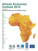 Cover Image African Economic Outlook 2015 - Regional Development and Spatial Inclusion