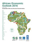 Cover Image African Economic Outlook 2016 - Sustainable Cities and Structural Transformation