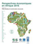Cover Image - Perspectives économiques en Afrique 2016
