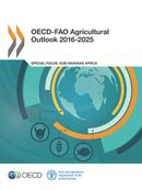 Cover Image - OECD-FAO Agricultural Outlook 2016-2025