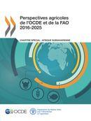 Cover Image - Perspectives agricoles de l'OCDE et de la FAO 2016-2025