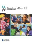 Cover Image - Education at a Glance 2016 - OECD Indicators