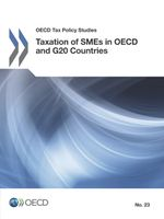 Taxation of SMEs in OECD and G20 Countries