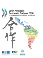 Latin American Economic Outlook 2016