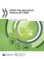 Jacket image for OECD-FAO Agricultural Outlook 2017-2026
