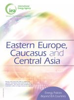 Energy Policies Beyond IEA Countries: Caspian and Black Sea Regions 2015