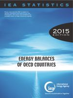 Energy Balances of OECD Countries 2015