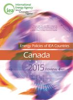 Energy Policies of IEA Countries: Canada 2015