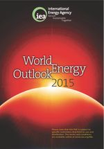 World Energy Outlook 2015