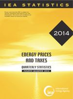 Energy Prices and Taxes 2014/4