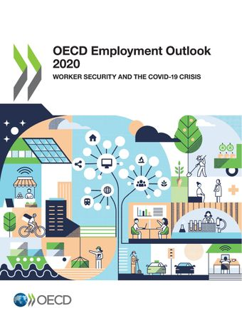 Publication Cover - OECD Employment Outlook 2020 - Worker Security and the COVID-19 Crisis