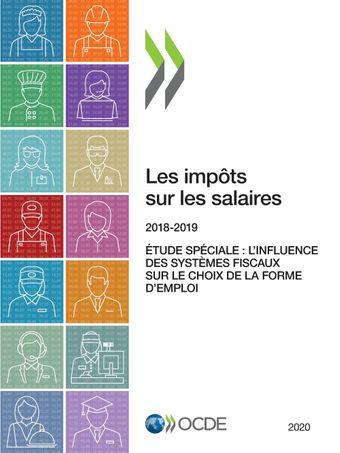 Couverture de publication - Les impôts sur les salaires 2020