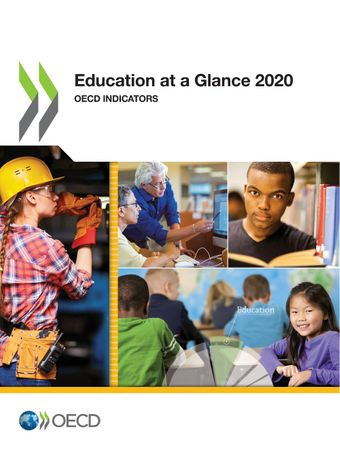 Publication Cover - Education at a Glance 2020: OECD Indicators