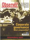 image of OECD Observer, Volume 2002 Issue 5