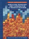 image of Agricultural Finance and Credit Infrastructure in Transition Economies