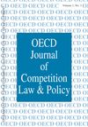 image of OECD Journal of Competition Law and Policy
