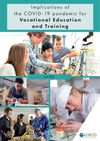 image of Implications of the COVID-19 Pandemic for Vocational Education and Training