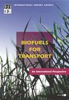 image of Biofuels for Transport