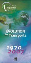 image of Évolution des transports 2009
