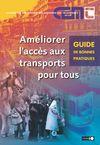 image of Améliorer l'accès aux transports pour tous