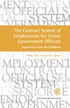 image of The Contract System of Employment for Senior Government Officials