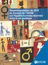 image of Recommandation de 2015 du Conseil de l'OCDE sur l'égalité hommes-femmes dans la vie publique