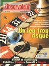 image of L'Observateur de l'OCDE, Volume 2002 Numéro 4