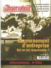 image of L'Observateur de l'OCDE, Volume 2002 Numéro 5