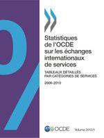 Statistiques de l'OCDE sur les �changes internationaux de services