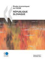 Études économiques de l'OCDE : République slovaque