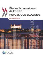 �tudes �conomiques de l'OCDE : R�publique slovaque