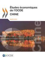 Études économiques de l'OCDE : Chine