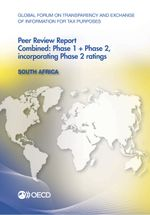 Global Forum on Transparency and Exchange of Information for Tax Purposes Peer Reviews: South Africa 2013