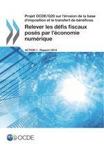 Relever les défis fiscaux posés par l'économie numérique