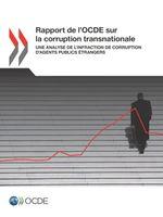 Rapport de l'OCDE sur la corruption transnationale