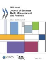 OECD Journal: Journal of Business Cycle Measurement and Analysis, Volume 2014 Issue 1
