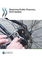 Restoring Public Finances 2012