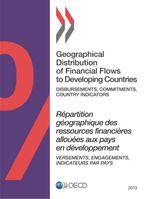 Répartition géographique des ressources financières allouées aux pays en développement