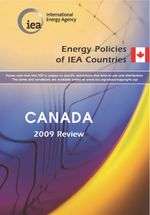 Energy Policies of IEA Countries: Canada 2009