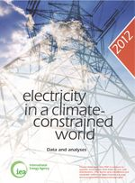 Electricity in a Climate Constrained World: Data and Analysis