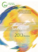 Energy Policies of IEA Countries: Sweden 2013