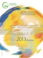 Energy Policies of IEA Countries: Germany 2013