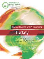 Energy Policies of IEA Countries: Turkey 2016