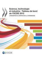 Science, technologie et industrie : Tableau de bord de l'OCDE