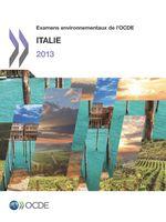 Examens environnementaux de l'OCDE : Italie