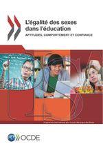 L'égalité des sexes dans l'éducation