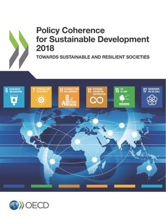 : Policy Coherence for Sustainable Development 2018: Towards Sustainable and Resilient Societies