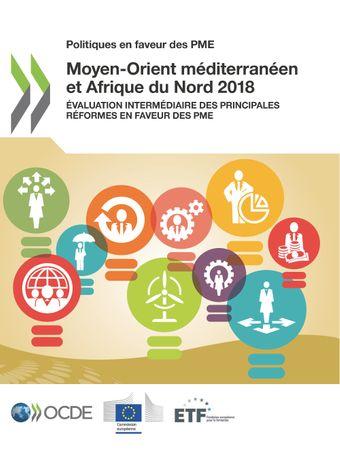 : Politiques en faveur des PME : Moyen-Orient méditerranéen et Afrique du Nord 2018: Évaluation intermédiaire des principales réformes en faveur des PME