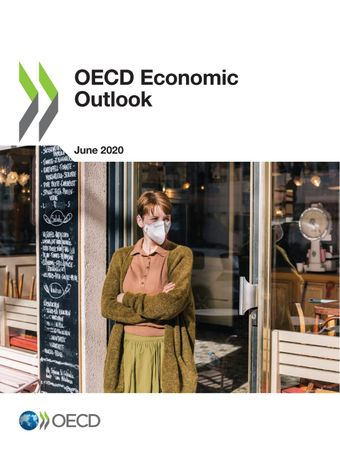 Publication Cover - OECD Economic Outlook - June 2020