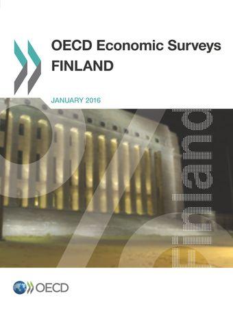 OECD Economic Surveys: Finland: OECD Economic Surveys: Finland 2016:
